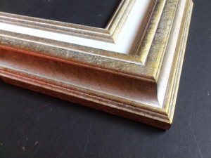 Hand finished frames