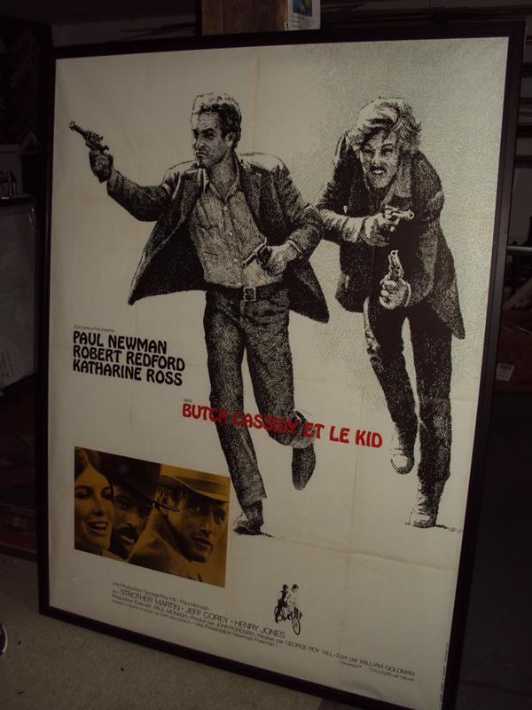 Framed Vintage Movie Posters - Bespoke Framing
