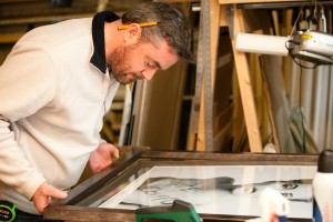 Alex Mahoney - Bespoke Framing