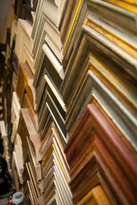 Bespoke Framing - workshop
