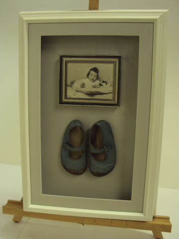 Framed shoes