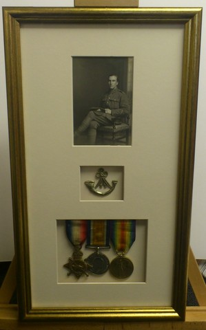 World War I Memorabilia