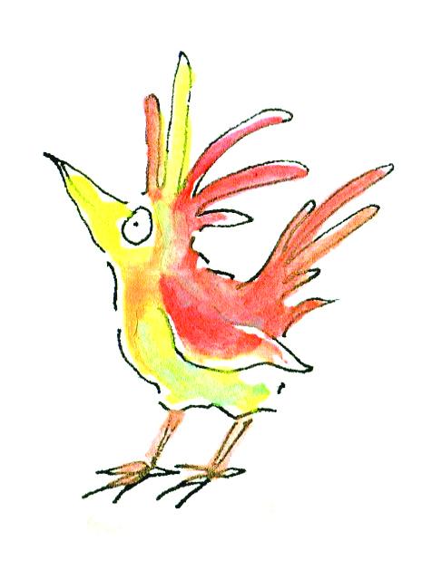 Bird by Nicola Metcalfe