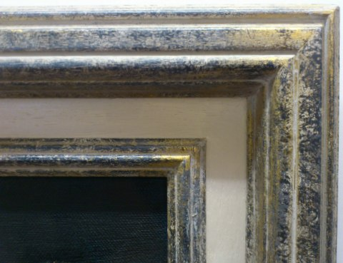 Hand Finish by Bespoke Framing