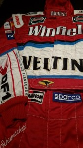 Schumacher Racing Suit