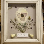 Wed Flowers-hand finish