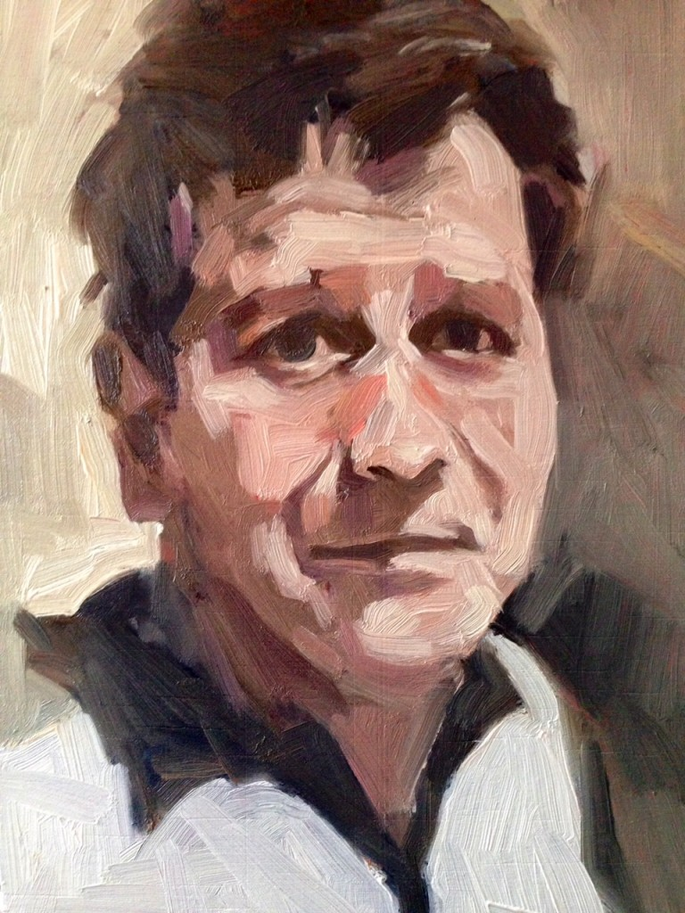 Paul Bell - The Big Painting Challenge