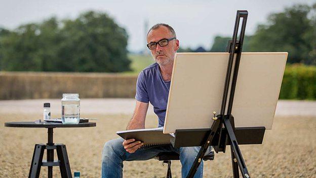 The Big Painting Challenge winner - Paul Bell