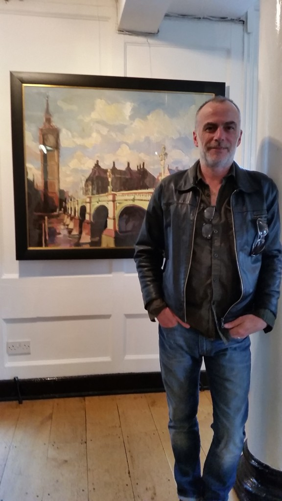 The Bigger Picture : BBC's The Big Painting Challange Exhibition at Lauderdale House