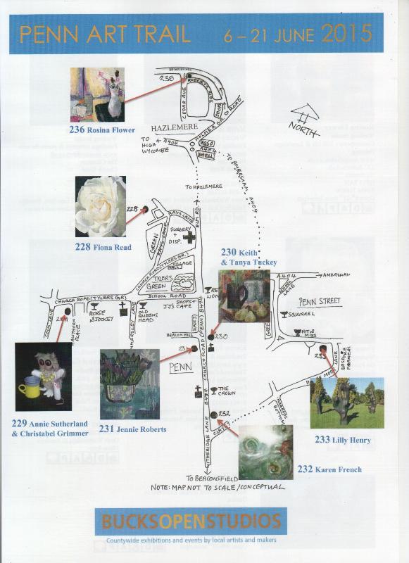 Penn Art Trail
