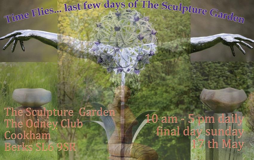 Sculpture Garden Exhibition