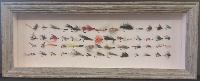 Fishing Flies by Bespoke Framing