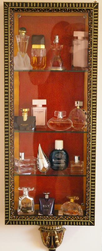 Charmant Perfume Cabinet