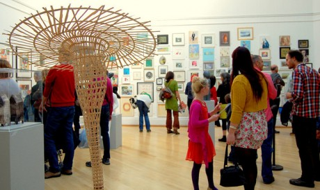 The RWA 163rd Annual Exhibition - closing date 19th August
