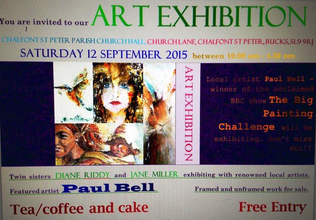 Chalfont St Peter Art Exhibition
