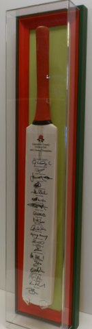 Lancashire signed Cricket