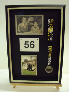 Medal, Photographs & Running Number