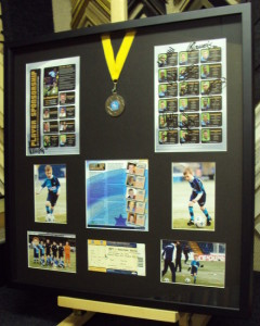 Sports Collection, including medal, programme, tickets and photographs