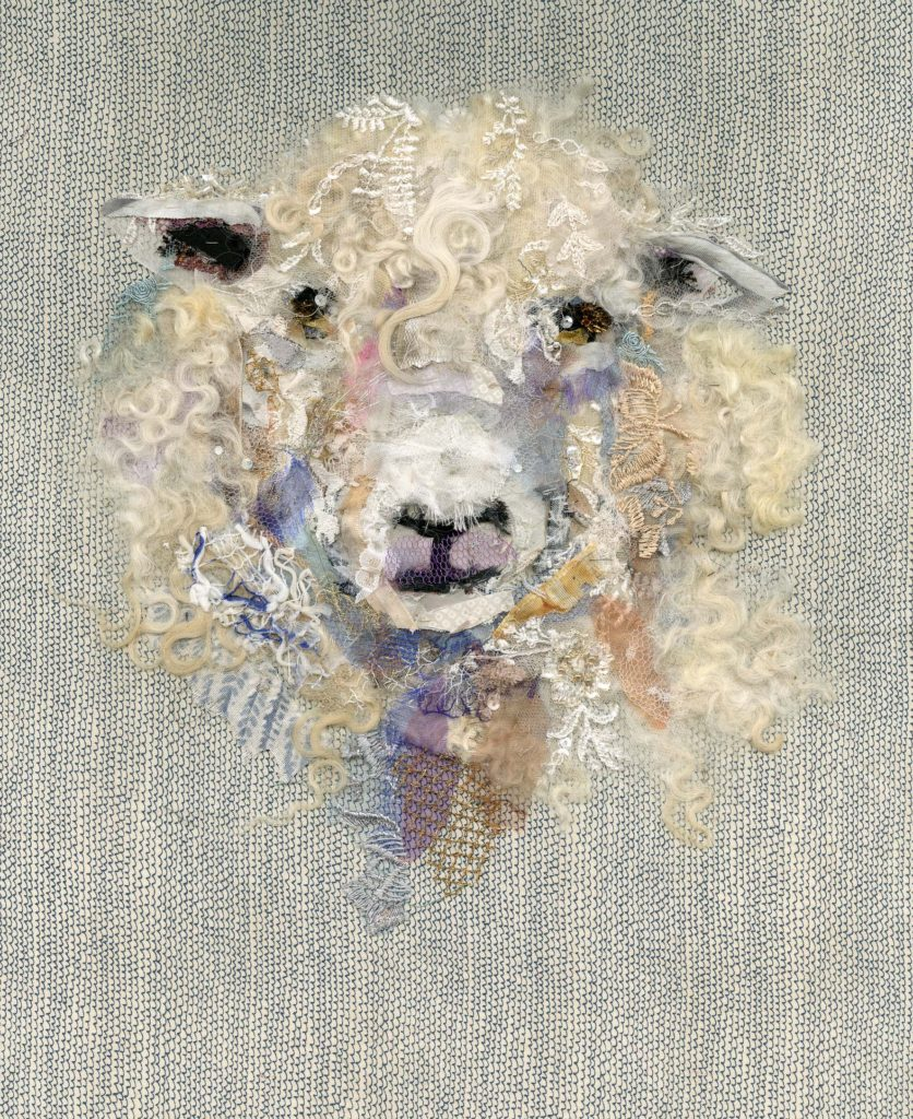 Cotswold Sheep IX - Barbara Shaw