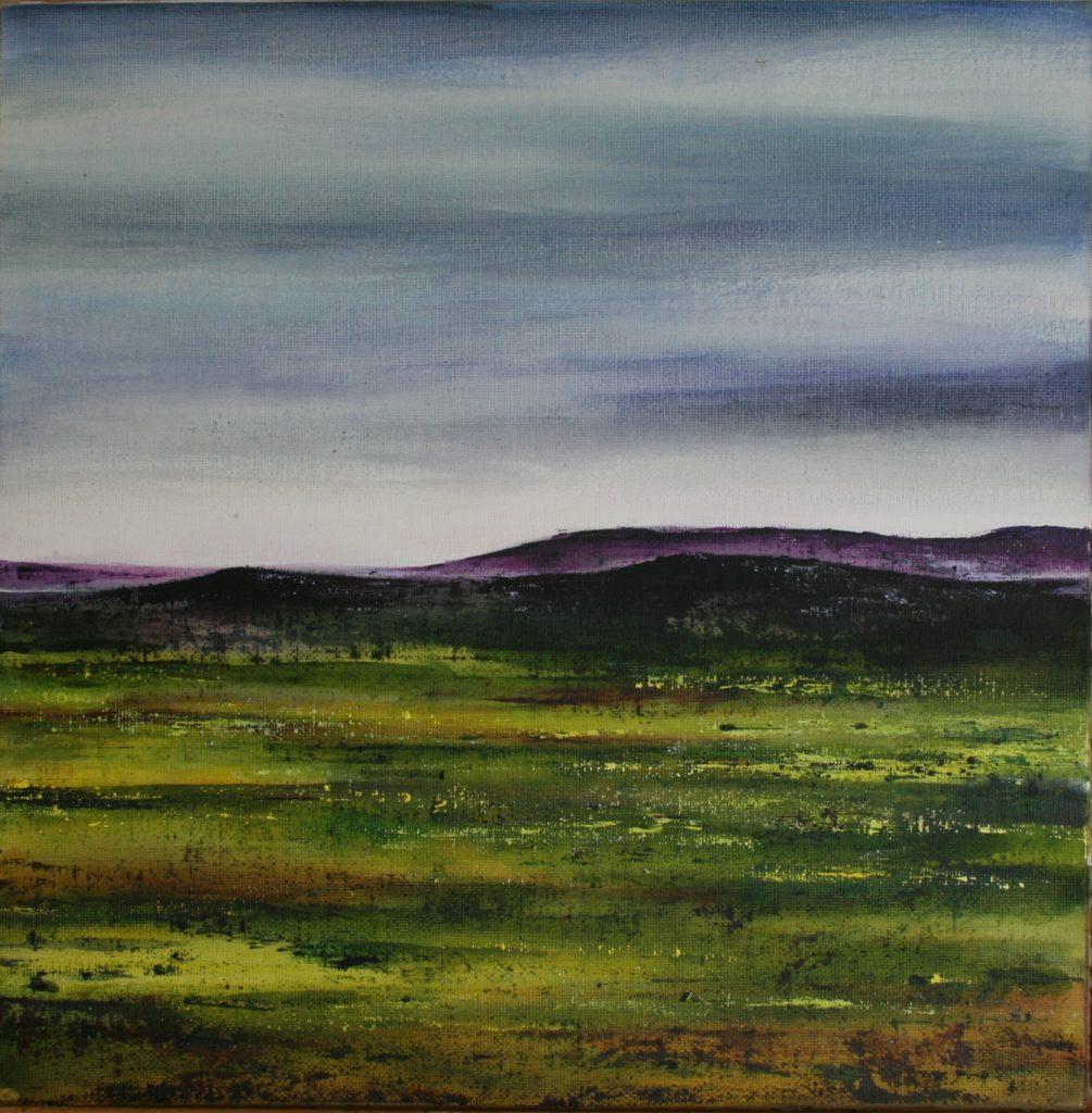 Claire Burke – Acrylic Artist