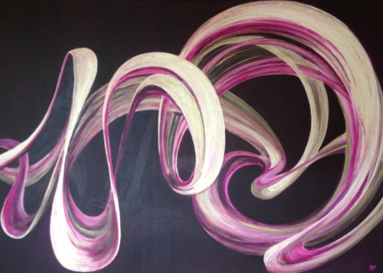 Claire Burke - Acrylic Artist