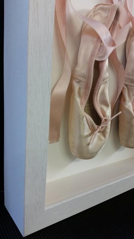 Framed Ballet Points