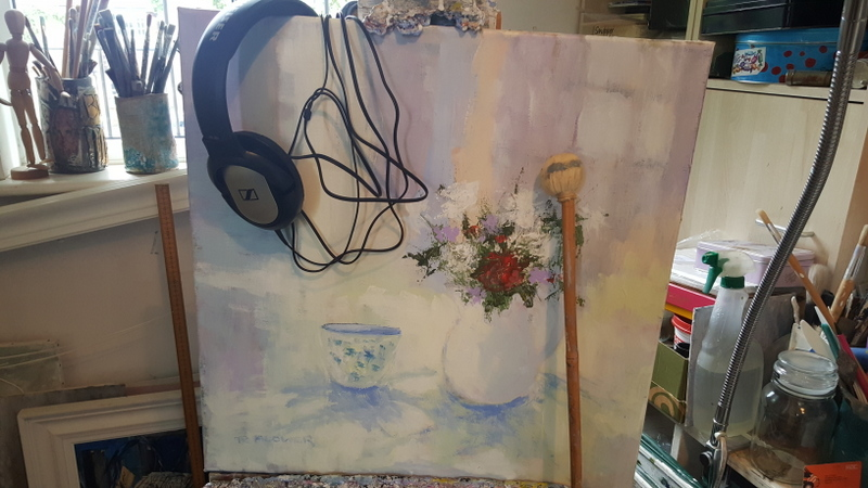 Bucks Open Studios 2017 - Rosina Flower