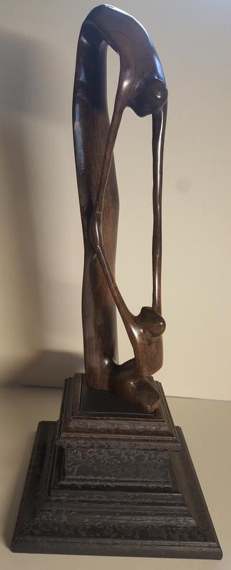 Display Plinth by Bespoke Framing