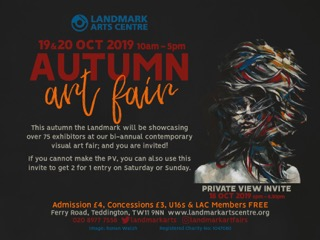 Landmark Autumn Art Fair