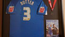 John Nutter Shirt, Medal
