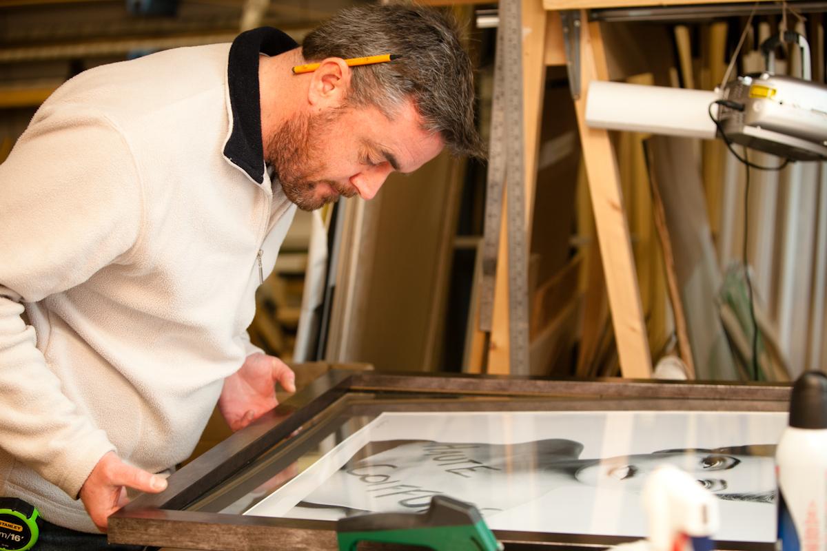 Alex Mahoney - Bespoke Framing