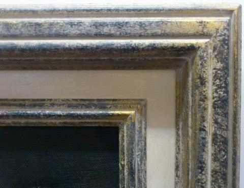 Hand Finish by Bespoke Framing