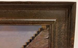 Hand FInished Frame