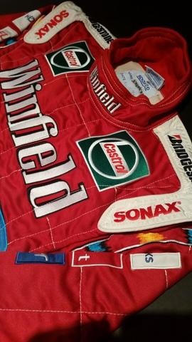 Schumacher Racing Suit