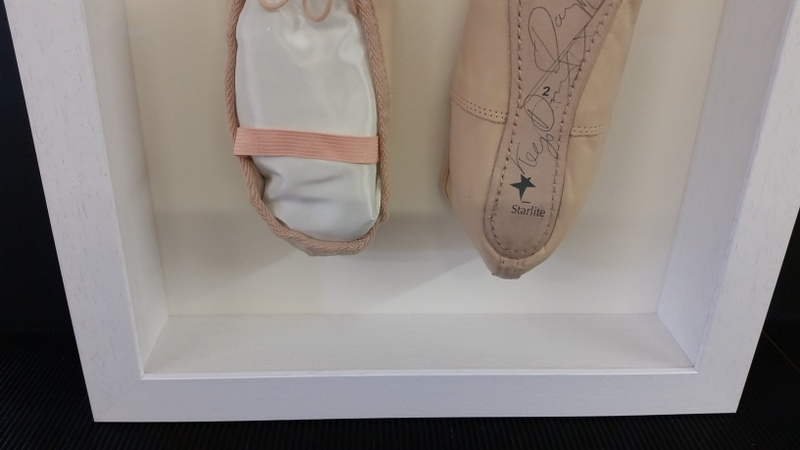 Signed Darcy Bussell Ballet Slippers