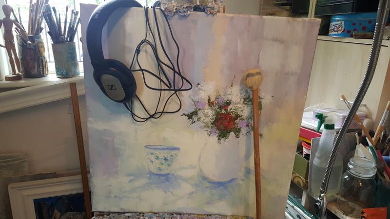 Bucks Open Studios 2017 - Rosina Flower