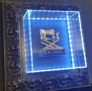 Framed Director's Award