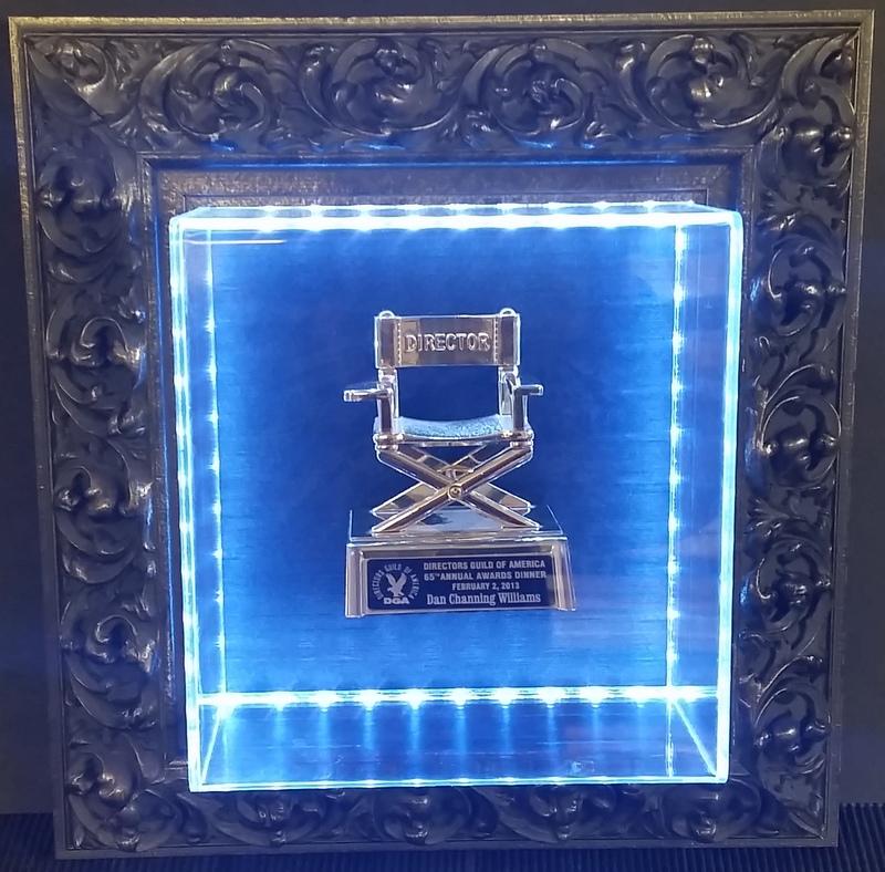 Framed Director's Award