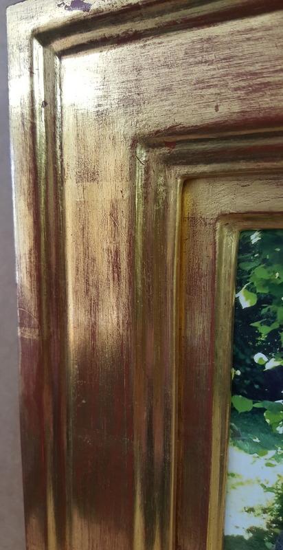 Venezia - 23 carat gold leaf