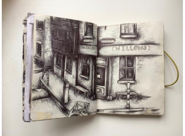 Hermione Hammond Drawing Award 2018