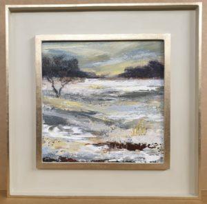 Gilded Frame - Susan Gray Landscape