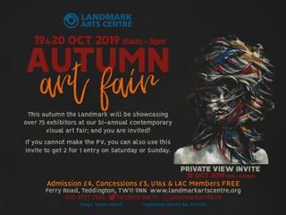 Landmark Autumn Art Fair