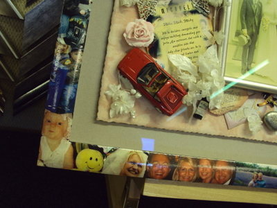 40th Wedding Anniversary Memorabilia