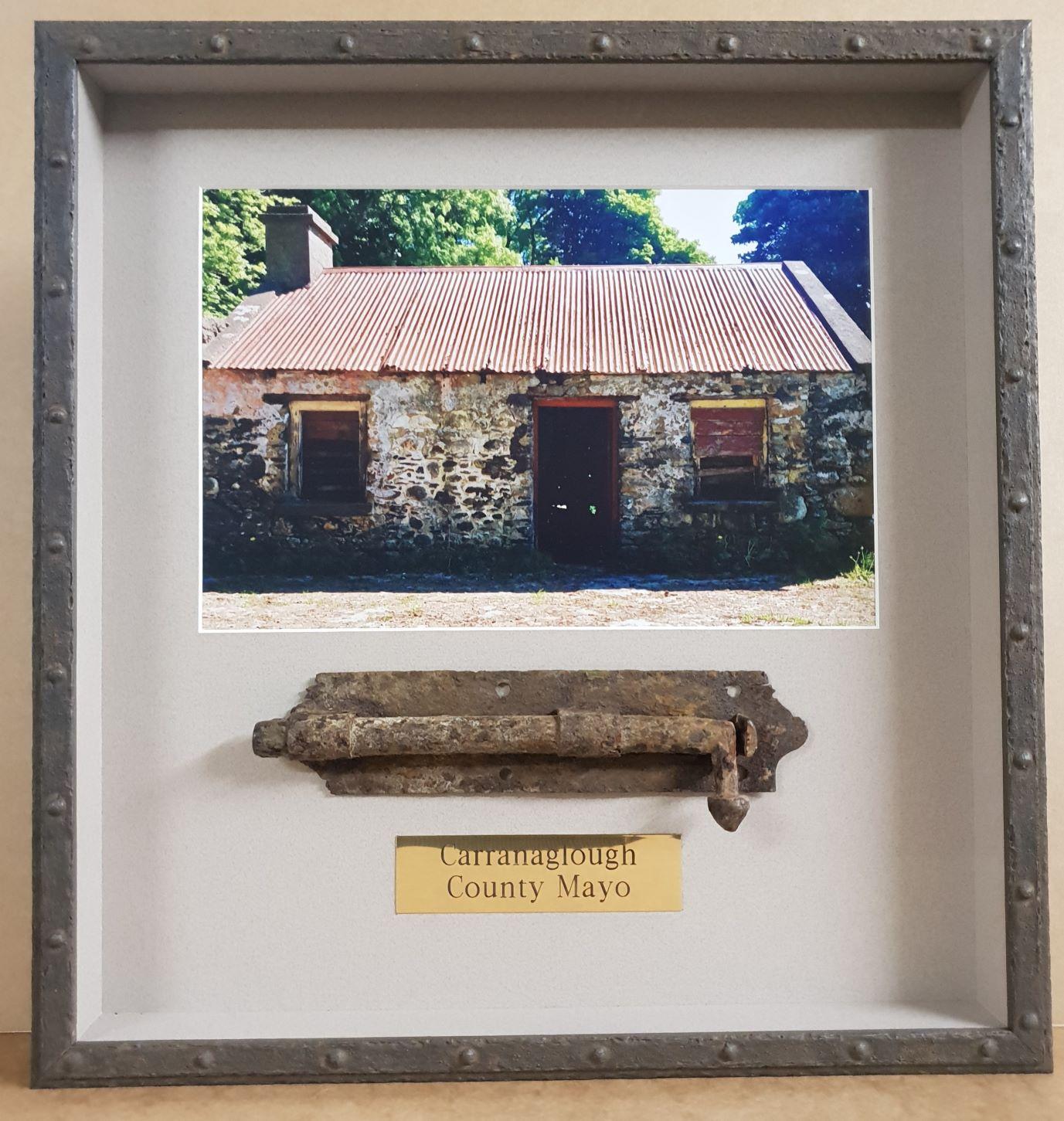 Framed Bolt by Bespoke Framing